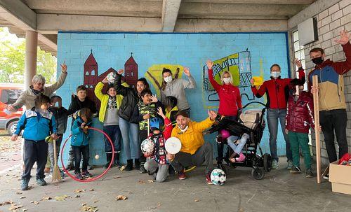HLV beteiligt an Schulsport-Wettbewerb der besonderen Art