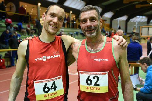 Hallen-HM: Rund 250 Altersklassen-Leichtathleten kämpfen in Stadtallendorf um Gold, Silber und Bronze